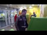 Говорящий банкомат сбербанка )))