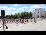 Сегодня 25.06.14 на центральной площади в 14-00 развернулась репетиция ко деню города Краснотурьинска...