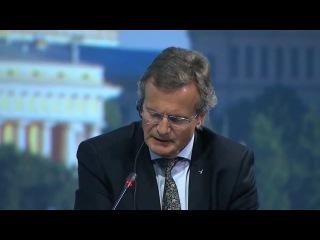 Ответы на вопросы участников Петербургского экономического форума (ПМЭФ)
