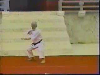 Seipai Kata - Yagi Meitoku