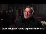 Знакомьтесь: Майкрофт Холмс (Meet Mycroft Holmes) с русскими субтитрами