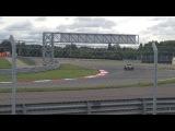 заезд команды Формулы-1 Red Bull Racing