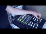 Видео-приглашение Эмики  на DJ show with live PA  Torque Club  СПб  13.06