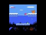 Disney's The Little Mermaid - NES Full Game Play Геймплэй Русалочка (Полное видео прохождение игры на Денди (Dendy nes) без потери жизни, без монтажа, заставки и финальная заставка, HD 720)
