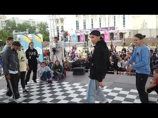 SummerExtremeSession \ Hip Hop Semi-Final \ Danza & ���� vs. ������ & ����